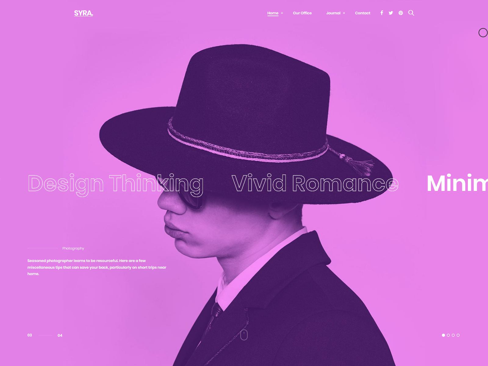 Best Premium Portfolio WordPress Themes